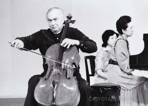Maurice Gendron & Keiko Toyama(1980)