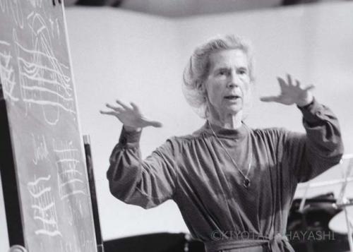 Edith Picht-Axenfeld(1981)