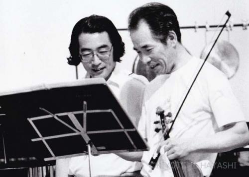Koji Toyoda & Toshi Ichiyanagi(1985)