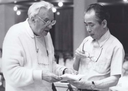 Maurice Gendron & Koji Toyoda(1988)
