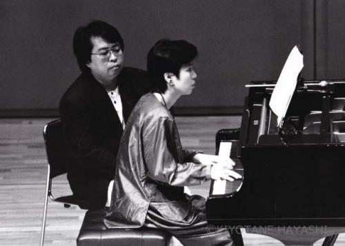 Akira Nishimura & Aki Takahashi(1991)