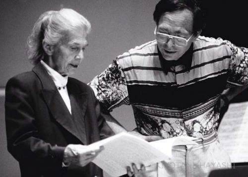 Edith Picht-Axenfeld & Jörg Ewald Dähler(1992)
