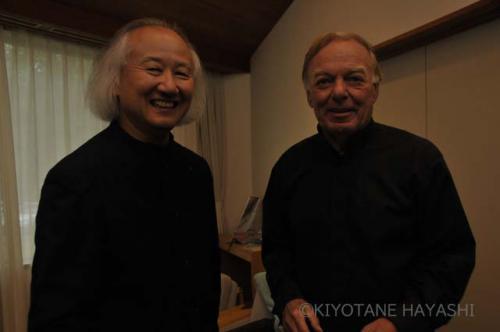 Hikotaro Yazaki & Werner Hink(2017)
