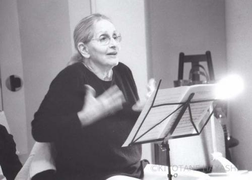 Hildegard Behrens(2007)