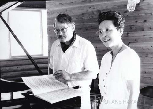 Ingo Sinnhoffer & Keiko Toyama(1990)