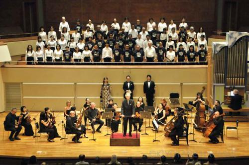 Milan Turković & Kusatsu Academy Chorus & Kusatsu Festival Orchestra(2019)