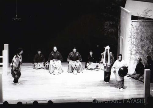 "Noh ""TAKAYAMA UKON"" (1999)"