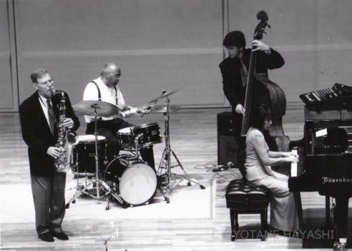 Toshiko Akiyoshi Quartet(1999)