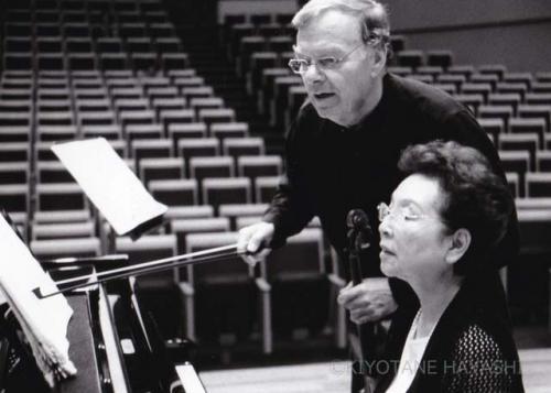 Werner Hink & Keiko Toyama(2005)